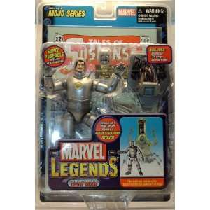 ML Marvel Legends Iron Man 1st Appearance C8/9 Toy Biz Toys & Games