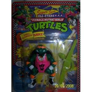 TMNT SHELL SLAMMIN MIKE Toys & Games