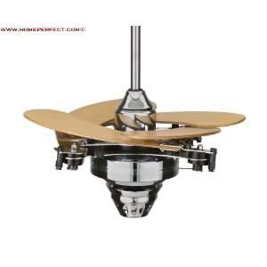 Fanimation Fans FP820CH Air Shadow Indoor Ceiling Fans in