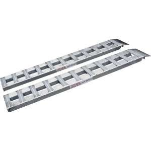 72 Aluminum Car Trailer Ramps Automotive