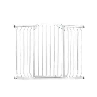 Dream Baby Tall Hallway Gate with Extensions   White product details