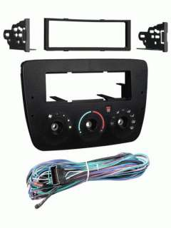 METRA 99 5716 2000 2003 FORD TAURUS RADIO INSTALL KIT