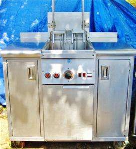 Commercial Frymaster Electric Deep Fryer Restaurant Deli EUC