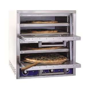 Bakers Pride P44 S Countertop Electric Pizza Oven Double Oven