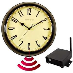 Wireless Spy Camera Wall Clock